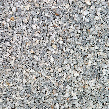 Αδρανή - Οικοδομικά υλικά Milagro stone (στη φωτογραφία εικονίζεται το αδρανές υλικό γαρμπίλι το οποίο μοιάζει με σχετικά ψιλό χαλίκι με κυρίως γκρι χρώμα)
